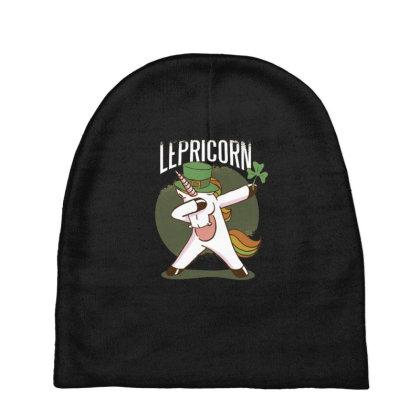 Unicorn Leprechaun Baby Beanies Designed By Dirjaart