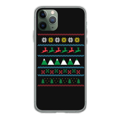 Ugly Sweater Winter Iphone 11 Pro Case Designed By Dirjaart