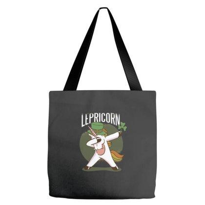 Unicorn Leprechaun Tote Bags Designed By Dirjaart