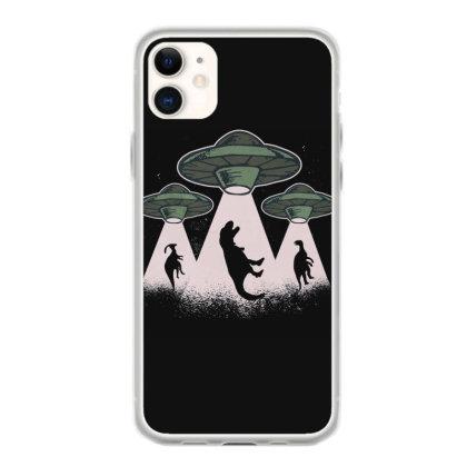 Ufo Dinos Iphone 11 Case Designed By Dirjaart