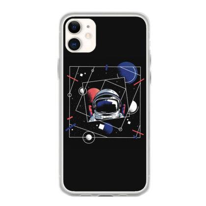 Universe Astronaut Iphone 11 Case Designed By Dirjaart