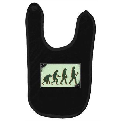Vegan Evolution Baby Bibs Designed By Dirjaart