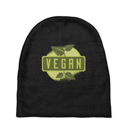 Vegan Baby Beanies Designed By Dirjaart