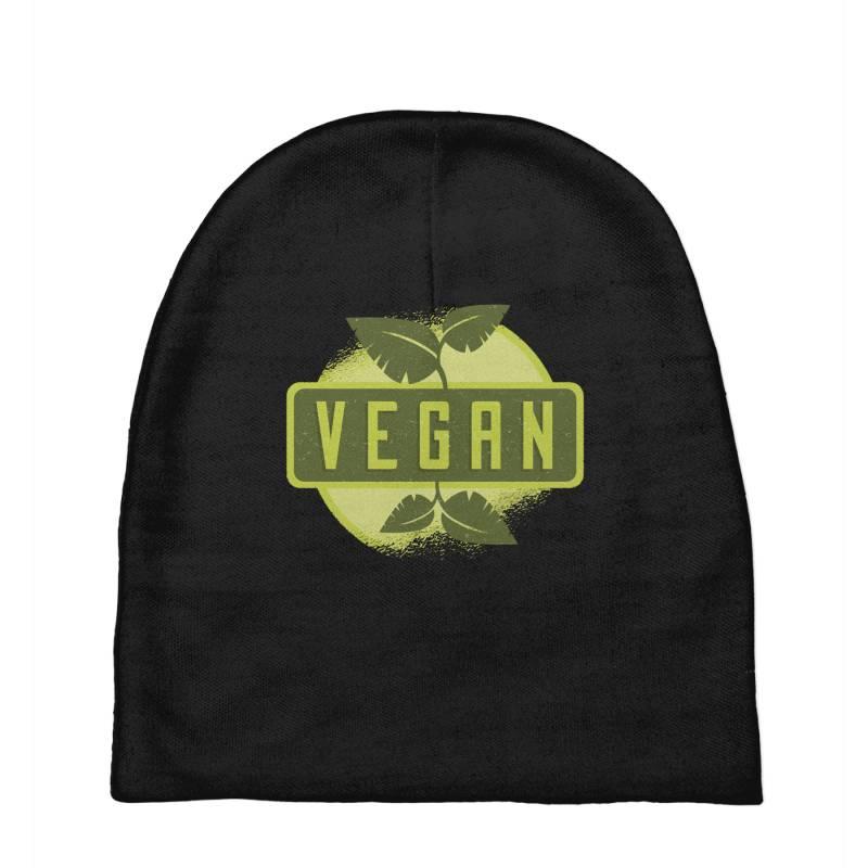 Vegan Baby Beanies | Artistshot