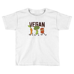 vegan runners Toddler T-shirt | Artistshot