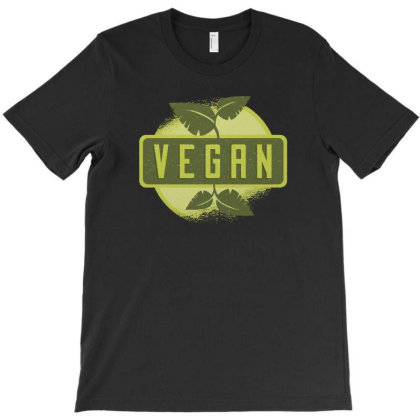 Vegan T-shirt Designed By Dirjaart