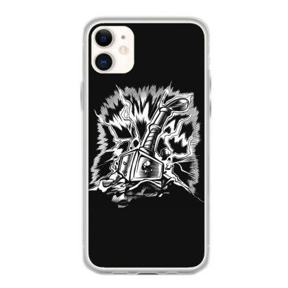 Viking Hammer Iphone 11 Case Designed By Dirjaart