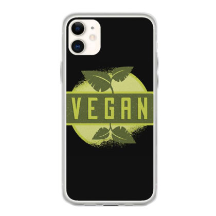Vegan Iphone 11 Case Designed By Dirjaart