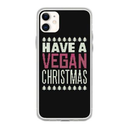 Vegan Christmas Iphone 11 Case Designed By Dirjaart