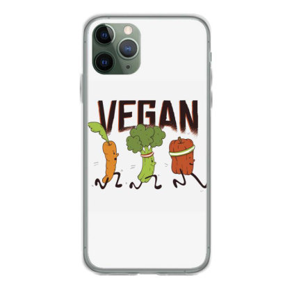 Vegan Runners Iphone 11 Pro Case Designed By Dirjaart