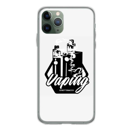 Vaping Iphone 11 Pro Case Designed By Dirjaart