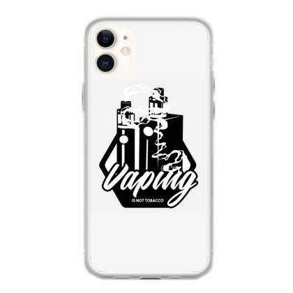 Vaping Iphone 11 Case Designed By Dirjaart