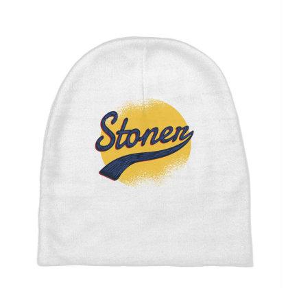Vintage Stoner Baby Beanies Designed By Dirjaart