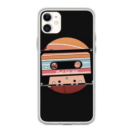 Vintage Cassette Iphone 11 Case Designed By Dirjaart