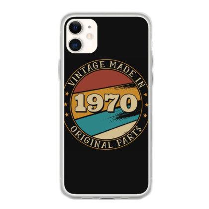Vintage Birthday Iphone 11 Case Designed By Dirjaart