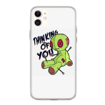 Voodoo Doll Iphone 11 Case Designed By Dirjaart