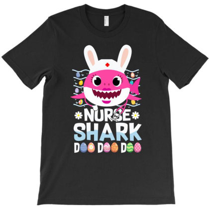 Easter Day Nurse Shark Doo Doo Doo T-shirt Designed By Hoainv
