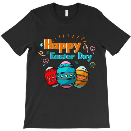 Happy Easter Day T-shirt Designed By Hoainv