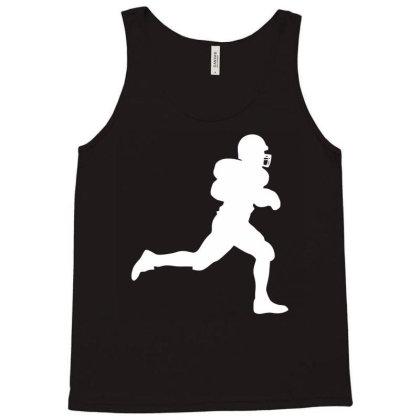 American Football Player Tank Top Designed By Ramateeshirt
