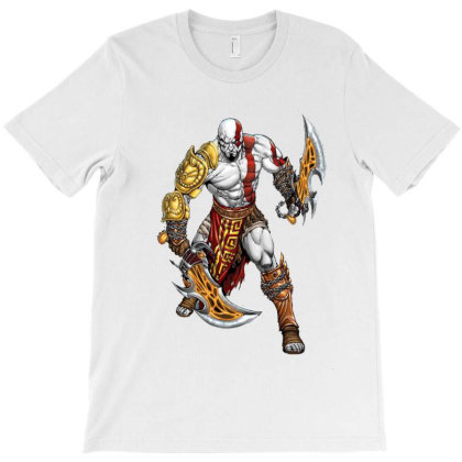 Knight Cartoon T-shirt Designed By Salmanaz