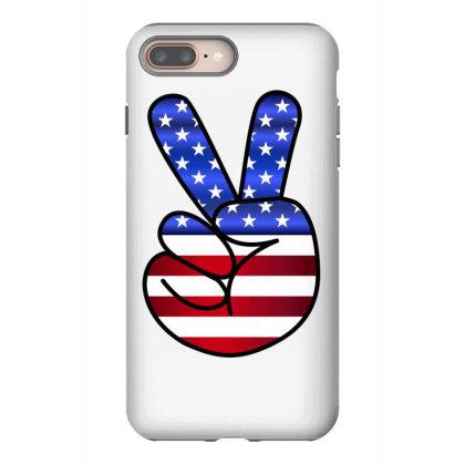 American Iphone 8 Plus Case Designed By Estore