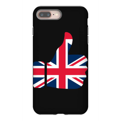 England Like Iphone 8 Plus Case Designed By Estore