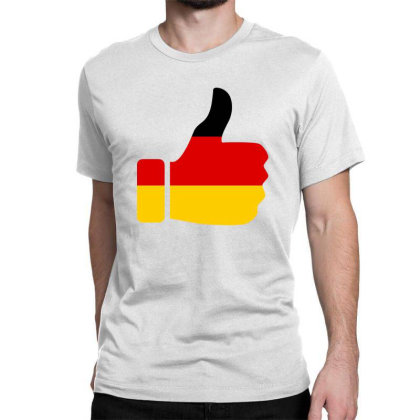 German Like Classic T-shirt Designed By Estore