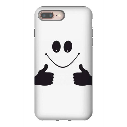 Smile Like Iphone 8 Plus Case Designed By Estore