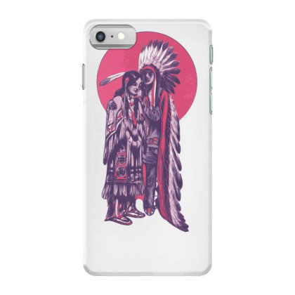American Indian Iphone 7 Case Designed By Estore