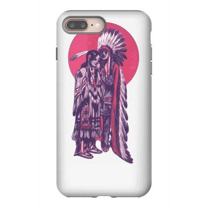 American Indian Iphone 8 Plus Case Designed By Estore