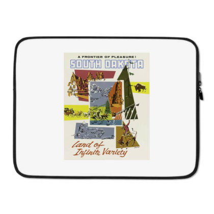 South Dakota Laptop Sleeve Designed By Estore