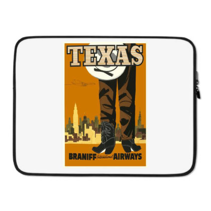 Texas Laptop Sleeve Designed By Estore