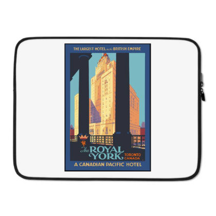 Toronto Canada Laptop Sleeve Designed By Estore