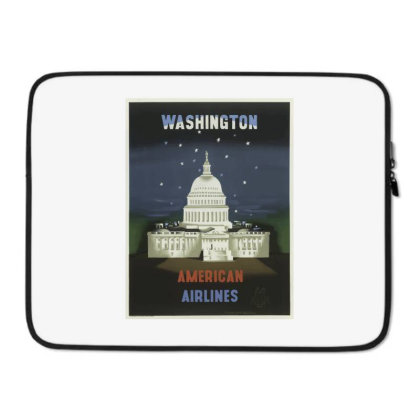 Washington Laptop Sleeve Designed By Estore