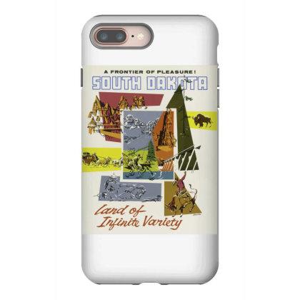 South Dakota Iphone 8 Plus Case Designed By Estore
