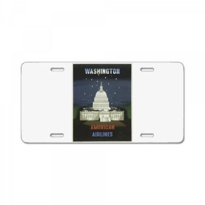 Washington License Plate Designed By Estore