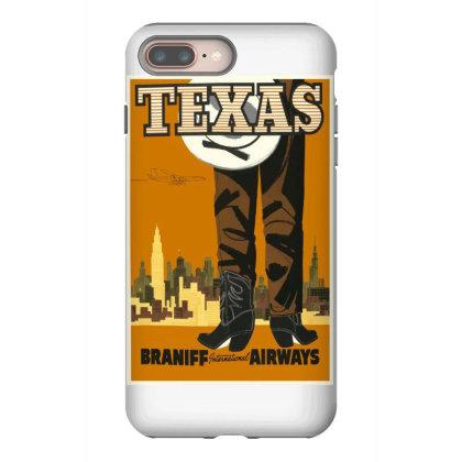 Texas Iphone 8 Plus Case Designed By Estore