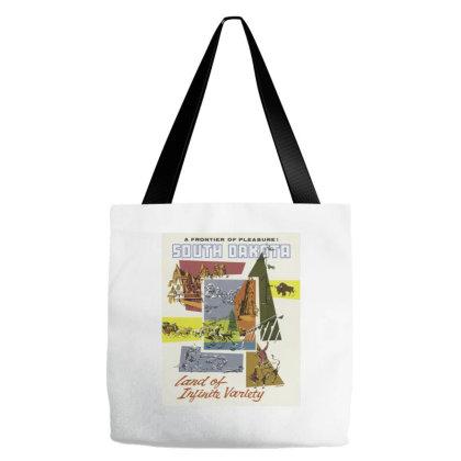 South Dakota Tote Bags Designed By Estore