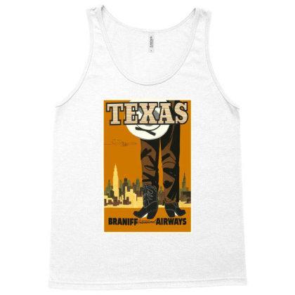 Texas Tank Top Designed By Estore