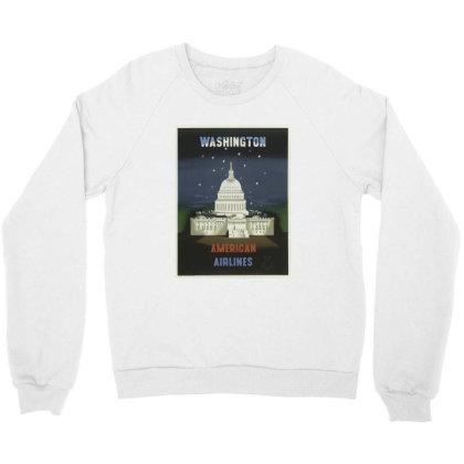 Washington Crewneck Sweatshirt Designed By Estore