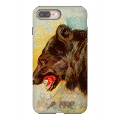 Bear Picture Iphone 8 Plus Case Designed By Estore