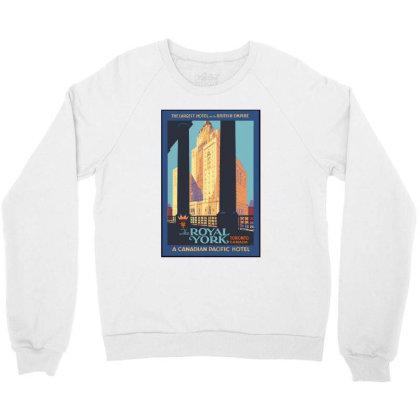 Toronto Canada Crewneck Sweatshirt Designed By Estore