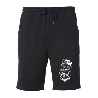 Ship Fleece Short Designed By Estore