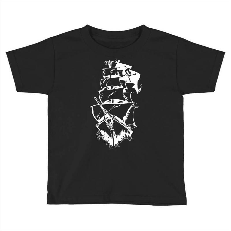 Ship Toddler T-shirt   Artistshot
