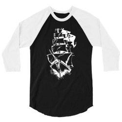 Ship 3/4 Sleeve Shirt | Artistshot