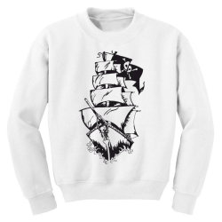 Ship Youth Sweatshirt | Artistshot
