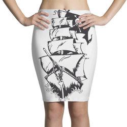 Ship Pencil Skirts | Artistshot