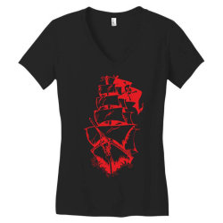 Ship Women's V-Neck T-Shirt | Artistshot