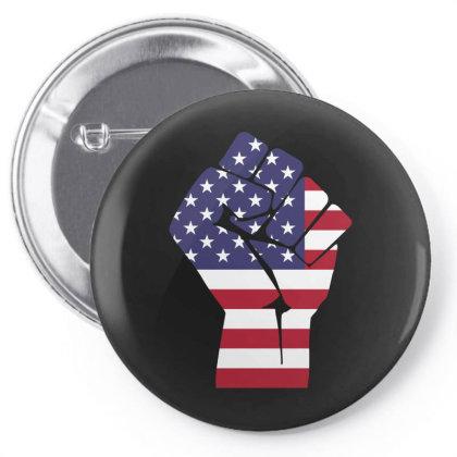 American Power Pin-back Button Designed By Estore