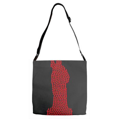Statue Of Freedom Adjustable Strap Totes Designed By Estore